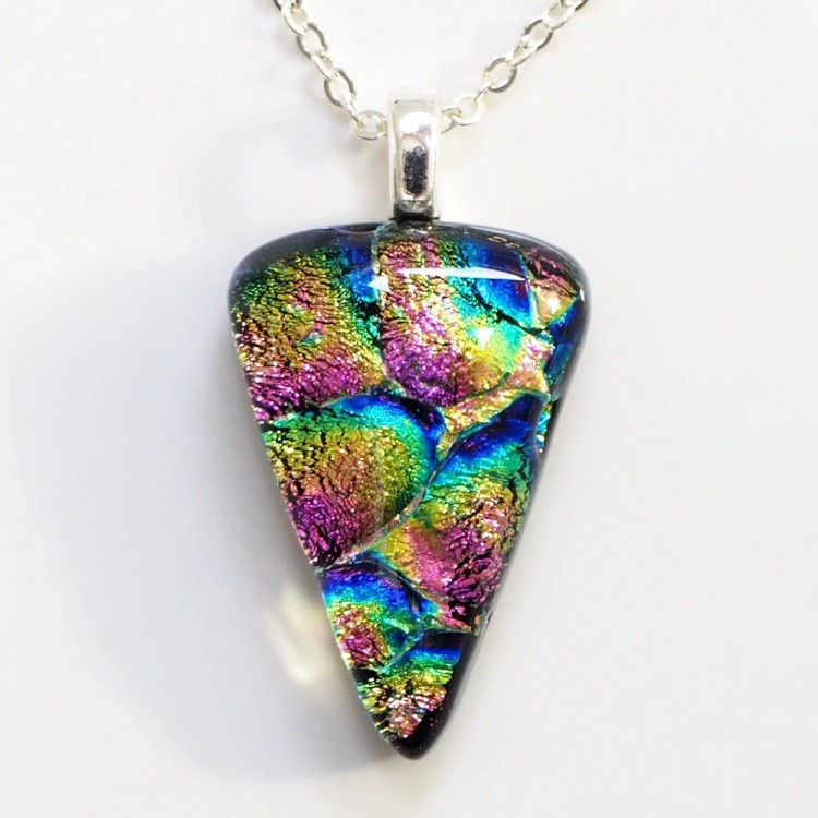 Πολύχρωμη Καρδιά (Glass Heart)